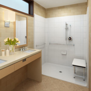 Specializing in Barrier Free Showers