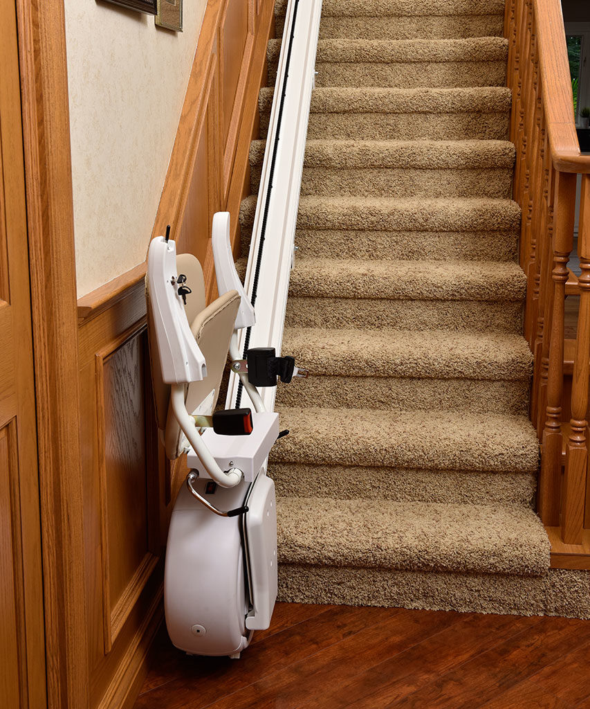 Stair Lifts Systems Provides Freedom In