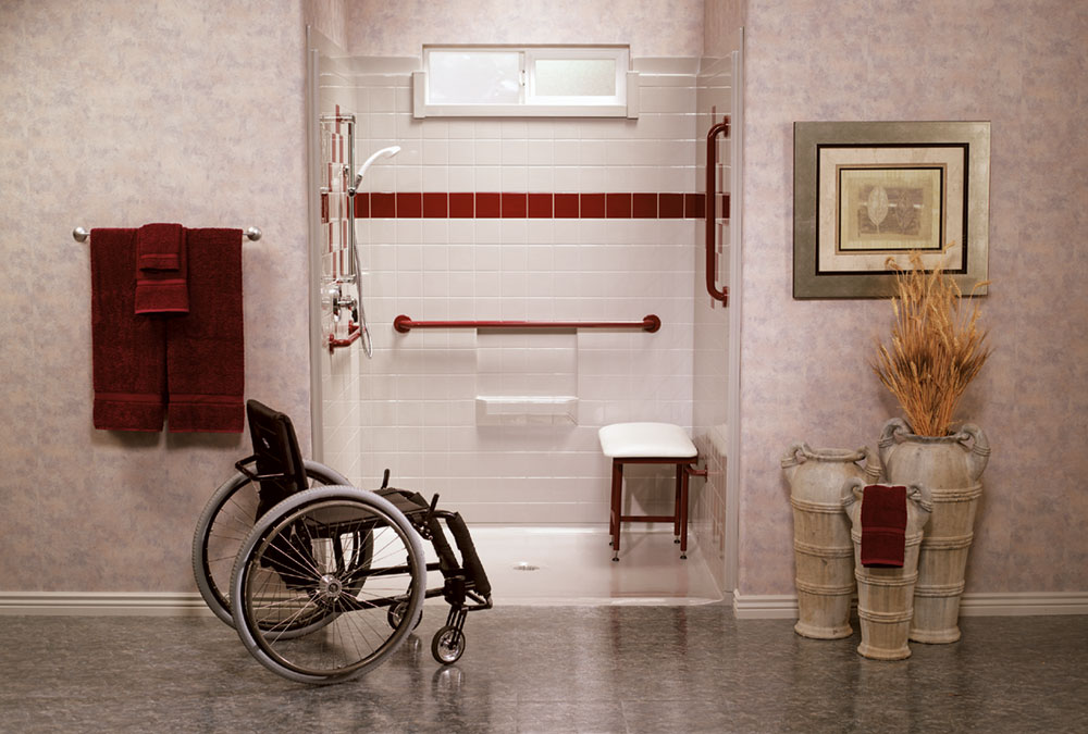 Bullock Access Accessible Amp Safe Bathrooms With Barrier