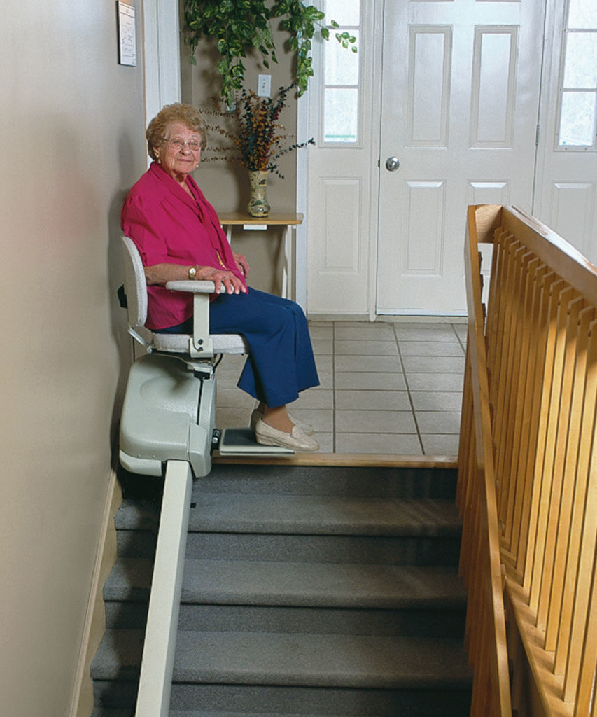 Stair Lifts In Ct Residential Stair Lift Installation