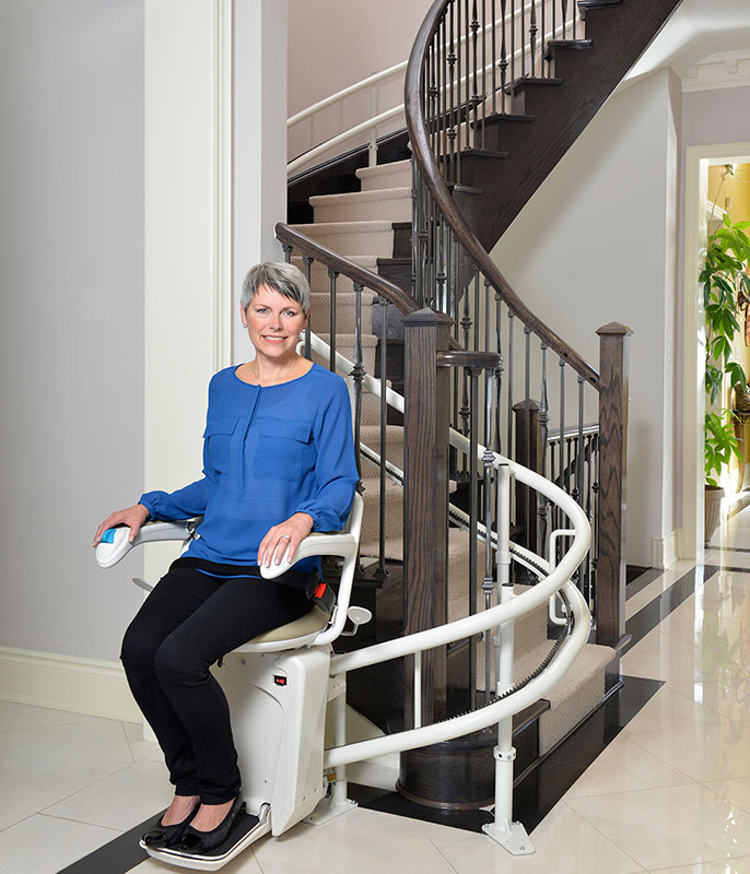 Stair Lifts in CT | Residential Stair Lift Installation | Bullock Access
