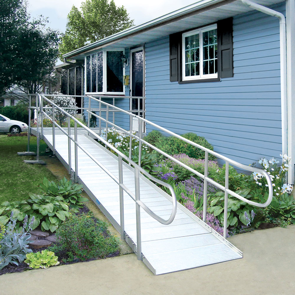 Handicap Amp Wheelchair Ramps For Your Home Ct Ramp